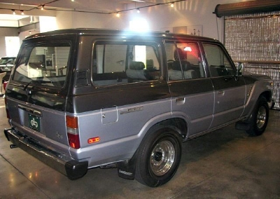 Used 1988 Toyota Land Cruiser