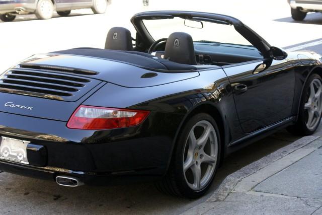Used 2007 Porsche Carrera Cabriolet