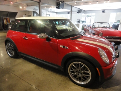 Used 2004 MINI Cooper S John Cooper Works MC-40