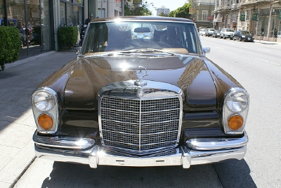 Used 1972 Mercedes Benz 600