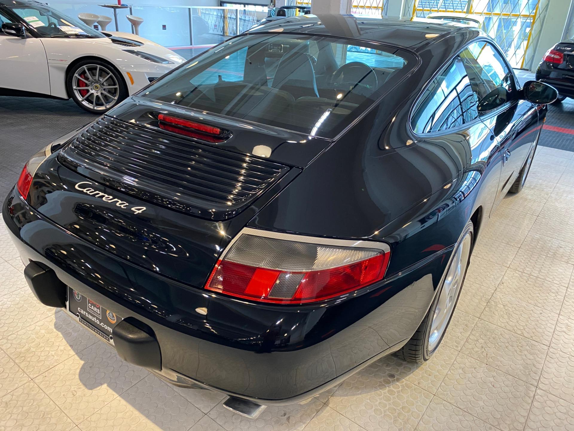 Used 1999 Porsche Carrera Carrera