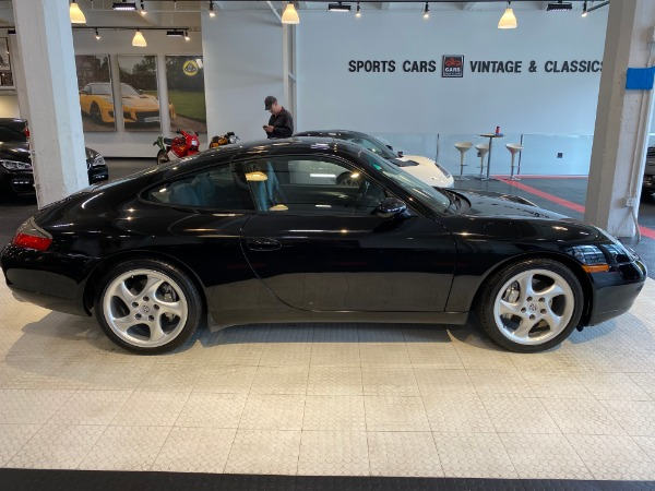 Used 1999 Porsche Carrera 4