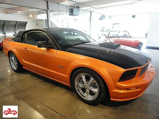 Used 2007 Ford Mustang GT R Regency Conversion