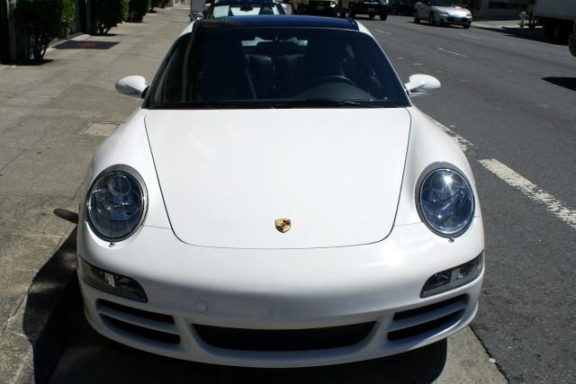 Used 2008 Porsche Targa 4S