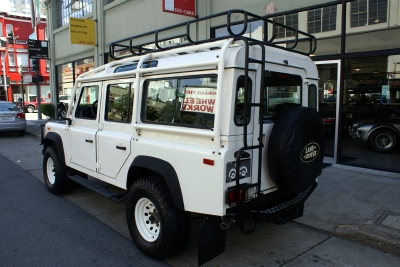 Used 1993 Land Rover Defender 110 347500