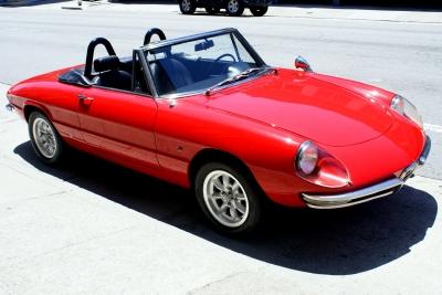 Used 1967 Alfa Romeo Duetto