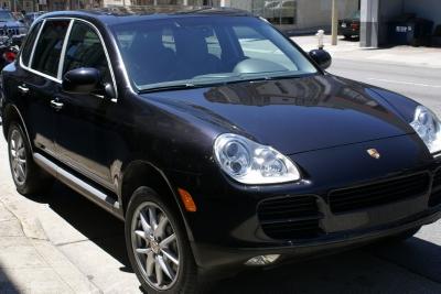 Used 2004 Porsche Cayenne S