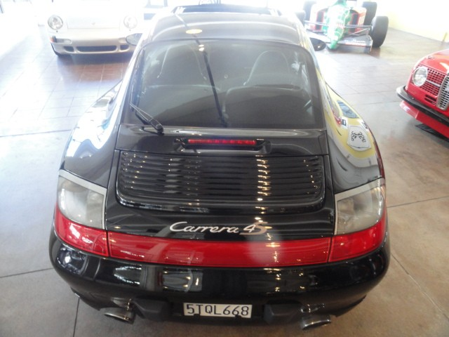Used 2002 Porsche Carrera 4S Carrera 4S