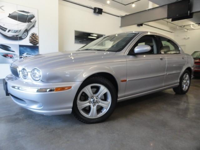 Used 2002 Jaguar X Type 30