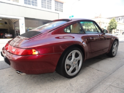 Used 1996 Porsche 911 Carrera