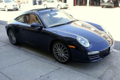 Used 2009 Porsche Targa 4