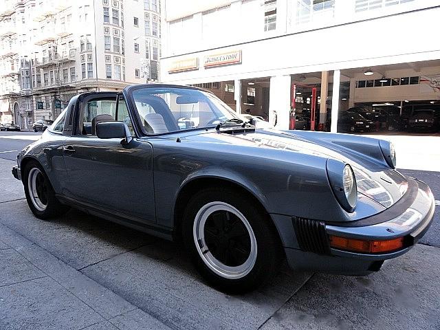 Used 1984 Porsche 911 Carrera Targa