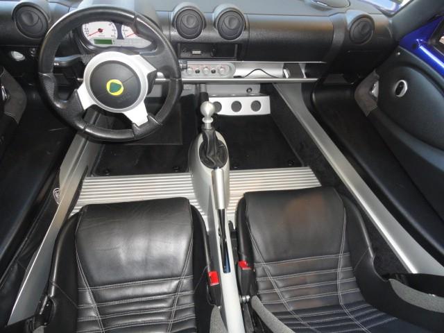 Used 2007 Lotus Elise Supercharged