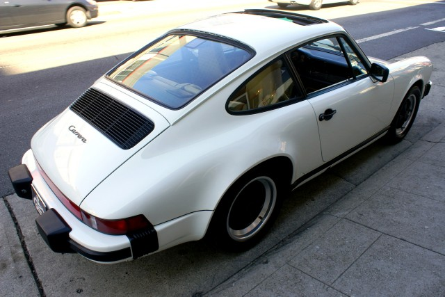 Used 1988 Porsche 911 Carrera