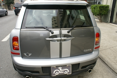 Used 2008 MINI Cooper Clubman S