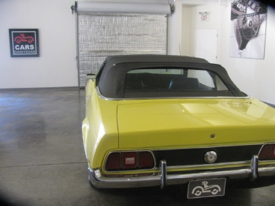 Used 1971 Ford Mustang Convertible