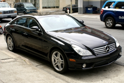 Used 2006 Mercedes Benz CLS Class CLS500