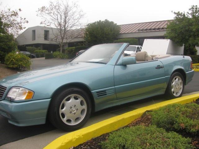 Used 1995 Mercedes Benz SL Class SL320