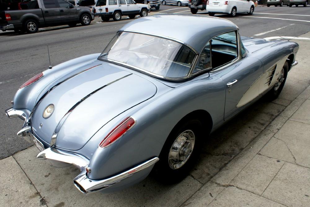 Used 1958 Chevrolet Corvette Roadster
