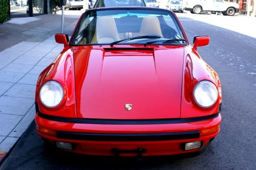 Used 1988 Porsche Turbo Look Cabriolet