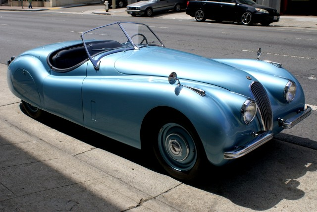 Used 1952 Jaguar XK120 Super Sports