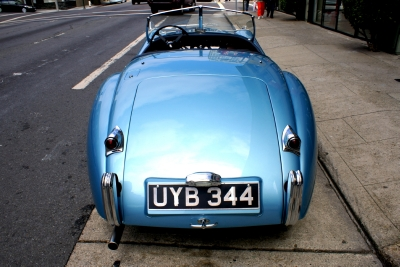 Used 1952 Jaguar XK120 Super Sports