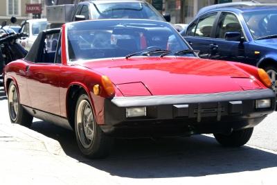 Used 1976 Porsche 914 20