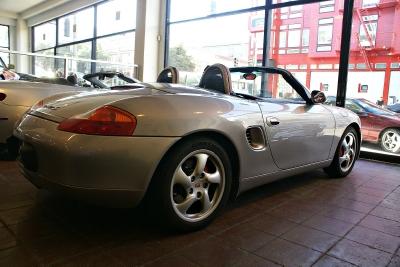 Used 2002 Porsche Boxster S
