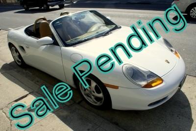 Used 1999 Porsche Boxster