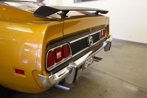 Used 1973 Ford Mustang Mach 1