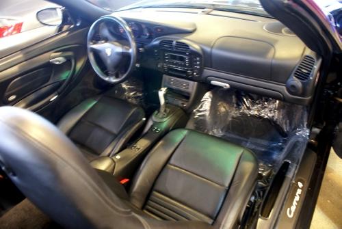 Used 2003 Porsche Carrera 4 Cabriolet