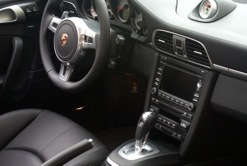 Used 2011 Porsche 911 Turbo PDK