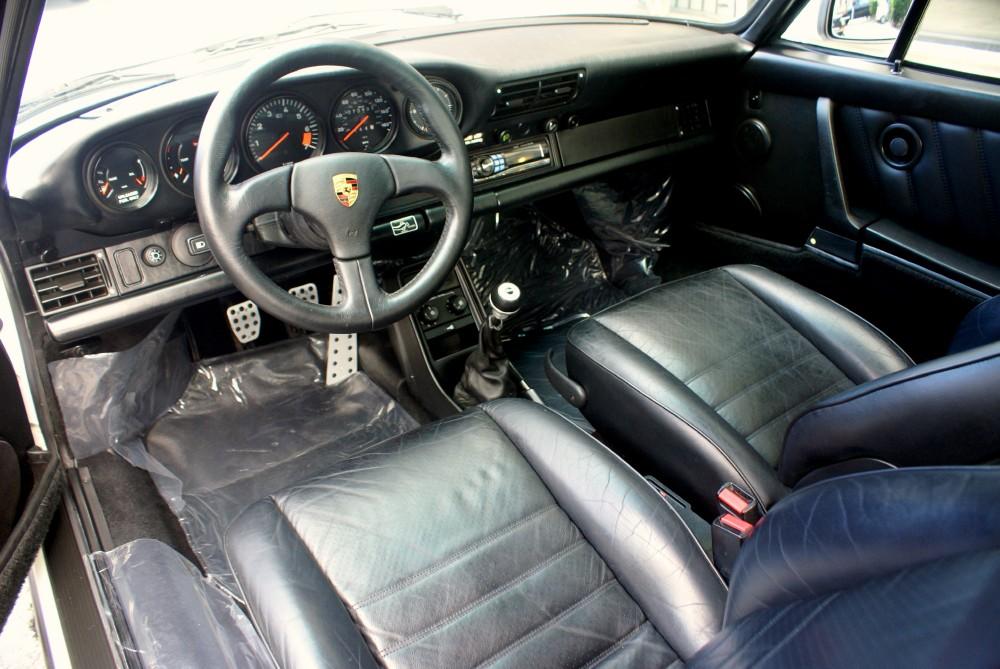 Used 1988 Porsche Carrera G50 Coupe