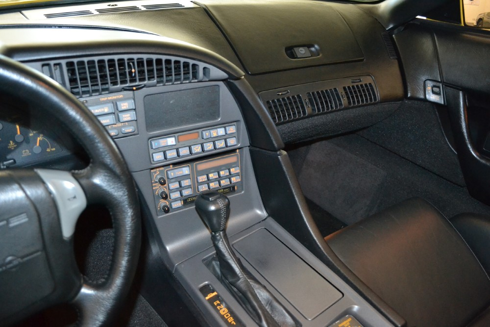 Used 1991 Chevrolet Corvette Convertible