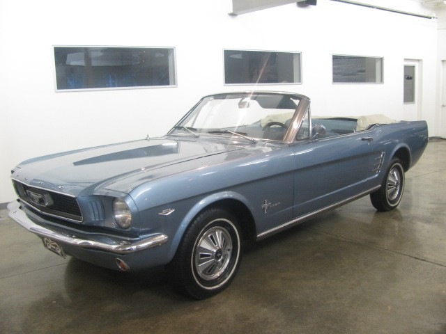 Used 1966 Ford Mustang Convertible