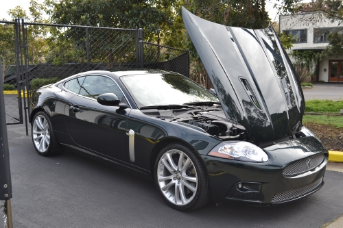 Used 2008 Jaguar XKR Coupe