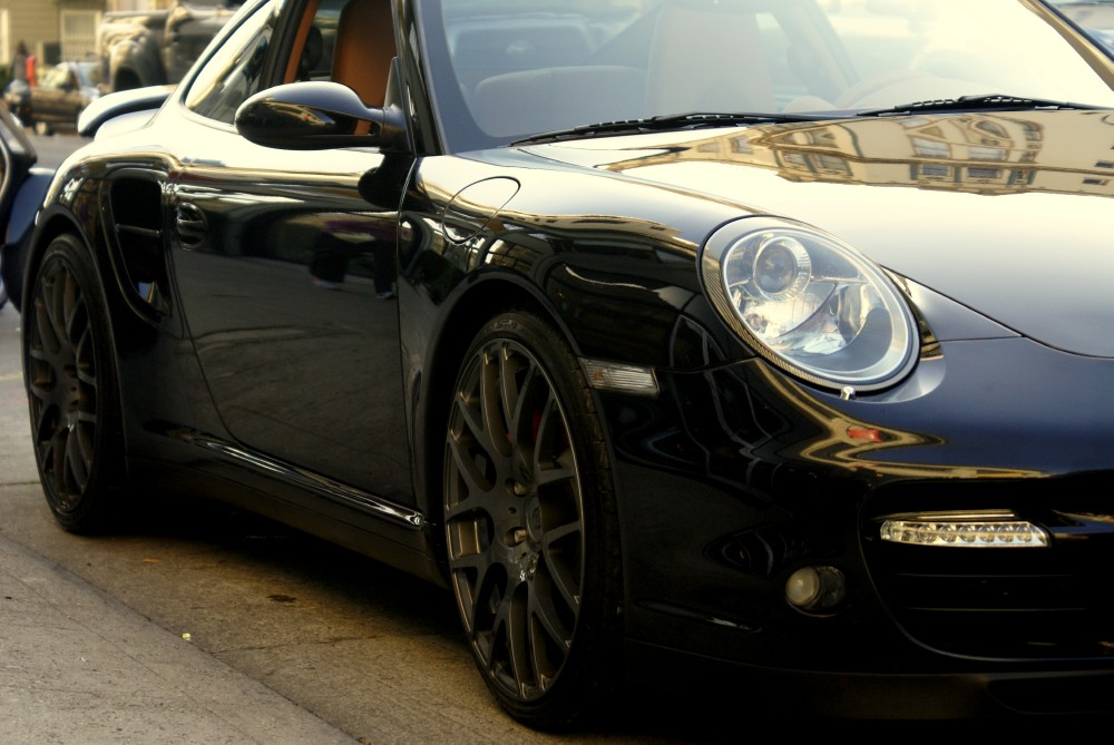 Used 2009 Porsche 911 Turbo 6 speed