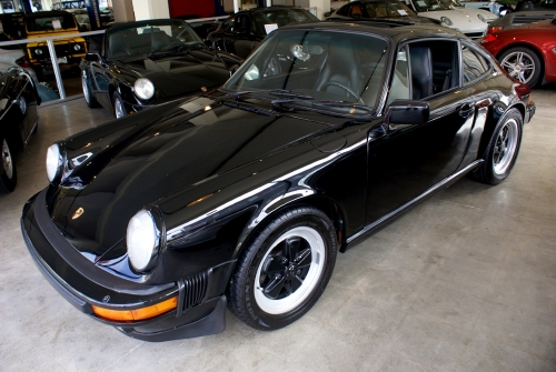 Used 1985 Porsche Carrera Coupe
