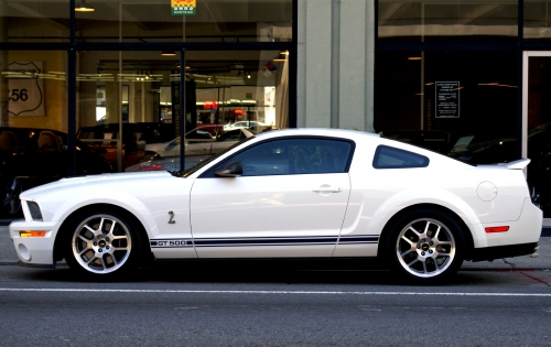 Used 2007 Ford Shelby GT500