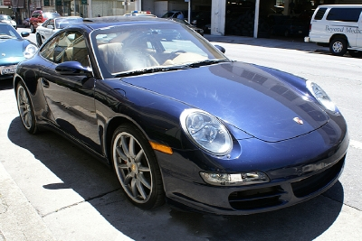 Used 2008 Porsche 911 Carrera 4S