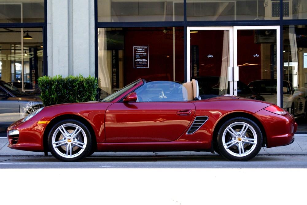 Used 2009 Porsche Boxster