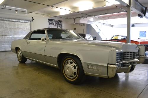 Used 1967 Cadillac El Dorado