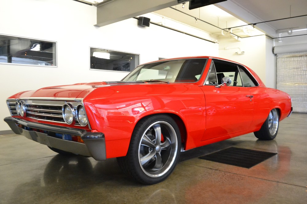 Used 1967 Chevrolet Chevelle