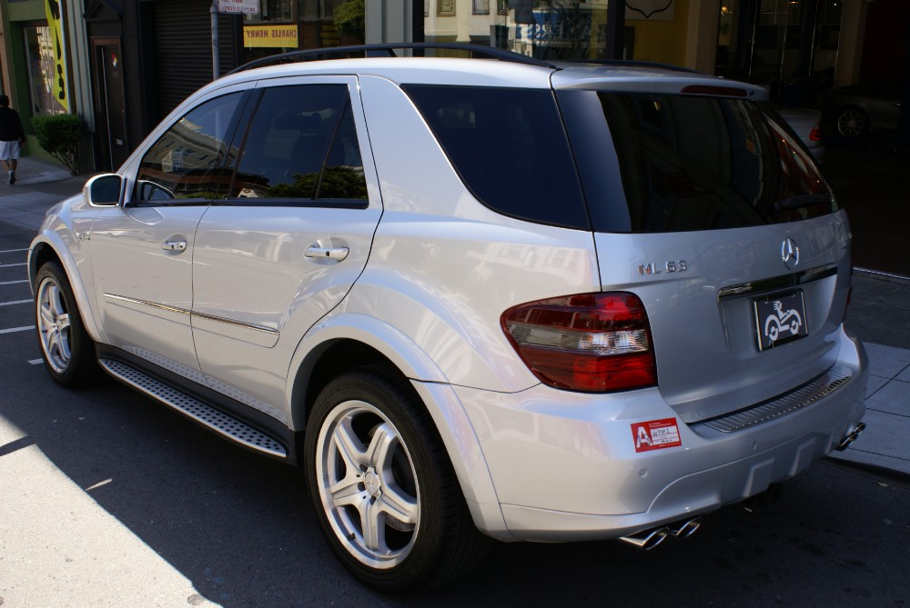Used 2008 Mercedes Benz ML63 AMG
