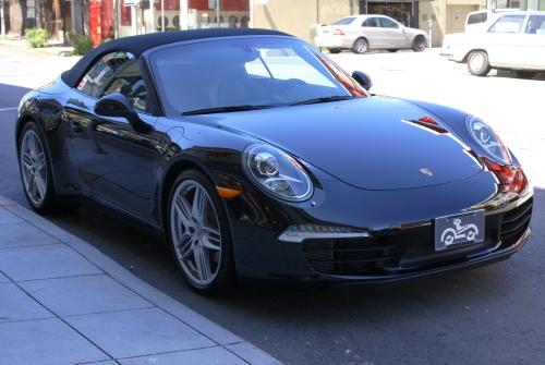 Used 2012 Porsche Carrera S Cabriolet