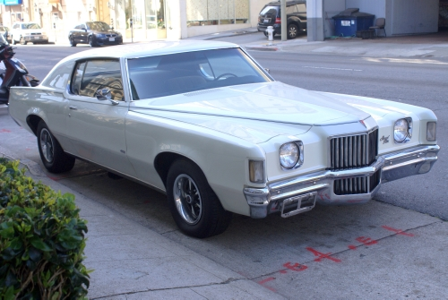 Used 1971 Pontiac Grand Prix Model J
