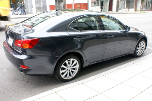Used 2007 Lexus IS 250 AWD