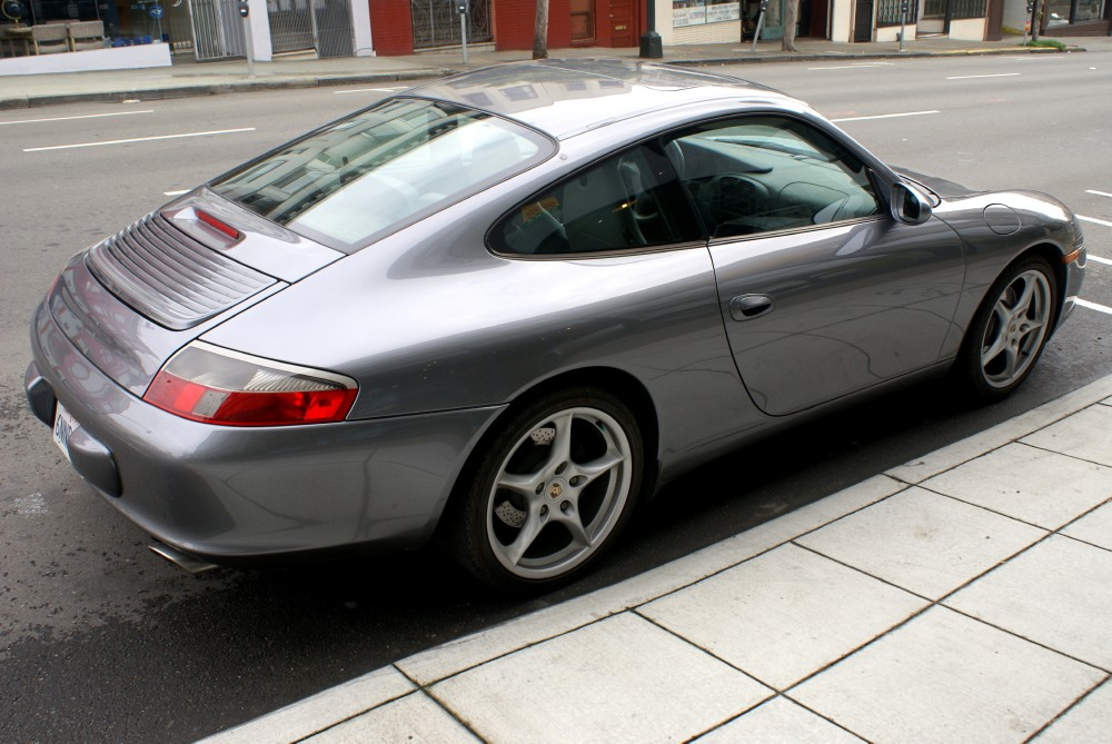 Used 2002 Porsche Carrera