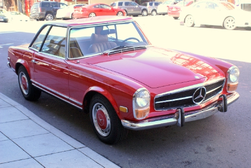 Used 1971 Mercedes Benz 280SL