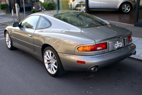 Used 2001 Aston Martin DB7 Vantage Coupe